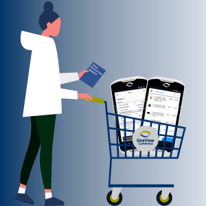 OneView Unified Commerce transforms grocery by digitizing and instrumenting stores to serve customers anywhere